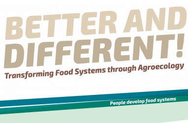 "NEW ! The english version of ""Better and Different ! Transforming Food Systems through Agroecology """