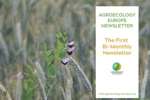 The first bi-monthly newsletter of agroecology Europe