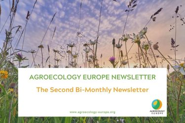 The second bi-monthly newsletter of Agroecology Europe