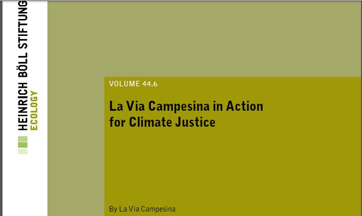 Publication Via Campesina