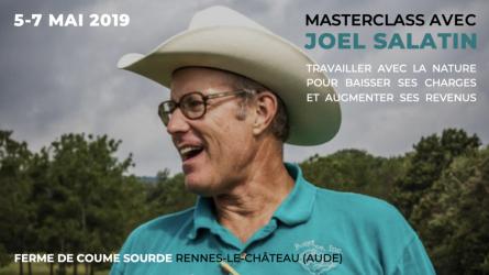 Masterclass : pionnier de l'agriculture régénératrice et de l'agroécologie