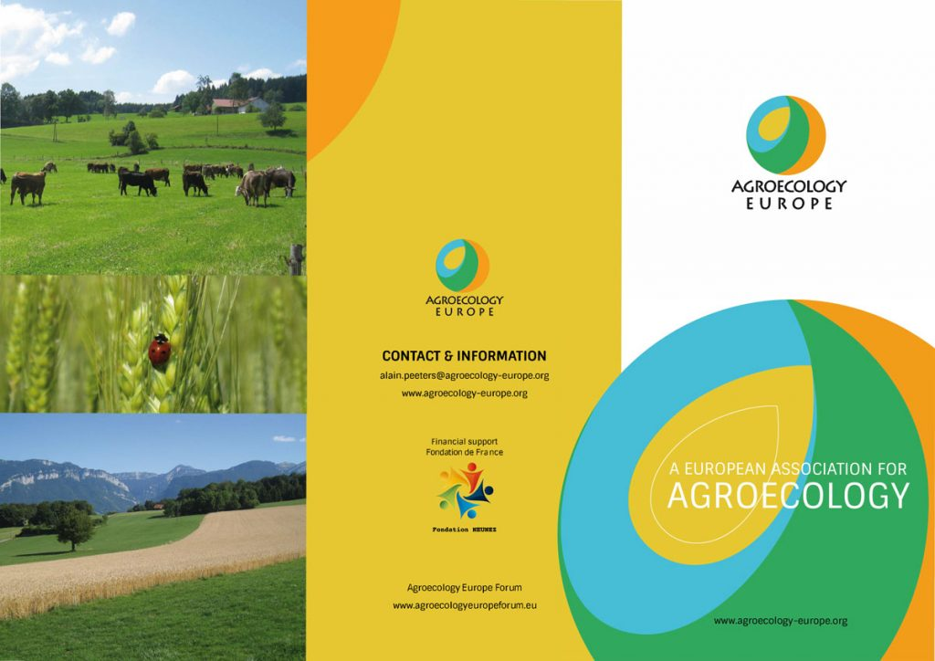 Flyer Agroecology Europe 2019