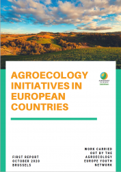 Big News – Agroecology Europe together with its youth network are very pleased to release its first report mapping agroecology initiatives in 11 European countries!