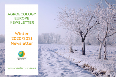 The Winter 2020/2021 newsletter of agroecology Europe