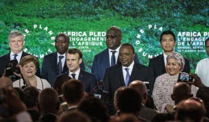 """Launch of a multilateral initiative dedicated to agro-ecology in Africa – """"One Planet Summit 2020"""""""