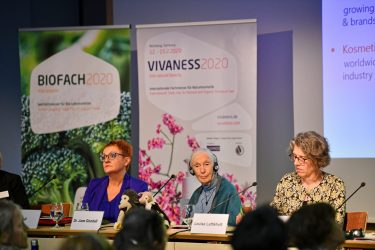 BIOFACH 2021: The World of Organic Agriculture on 17th of February, from 4 to 4.45 pm