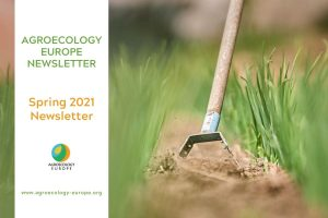 THE SPRING 2021 NEWSLETTER OF AGROECOLOGY EUROPE