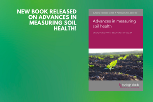 """New Book released on """"Advances in measuring soil health"""""""